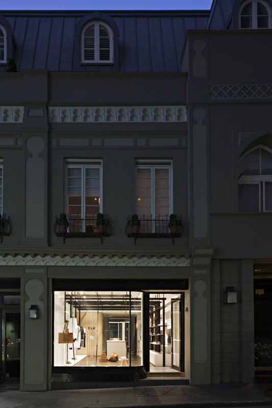 Exterior Facade - Elk - Fiona Lynch - Collingwood, VIC, Melbourne - The Local Project