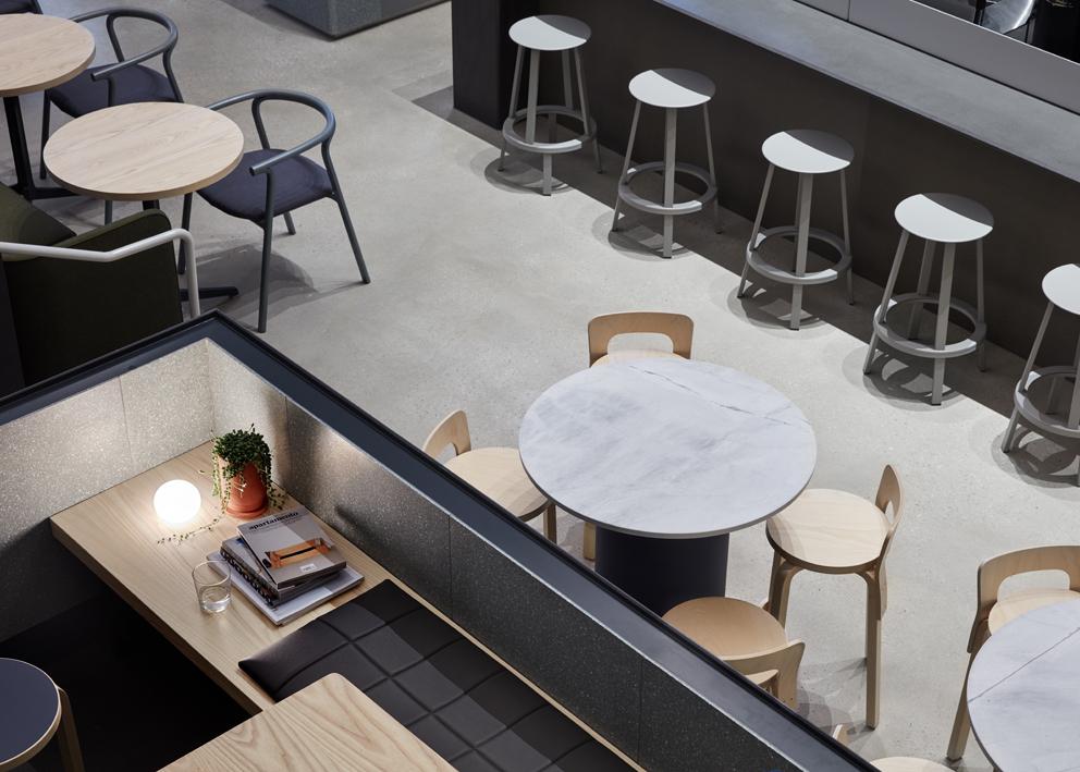higher ground by designoffice melbourne vic australia interiro