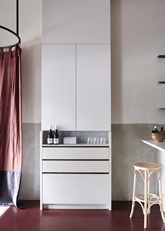 Interior Cabinet - Anchovy - Fiona Lynch - Collingwood, VIC, Melbourne - The Local Project
