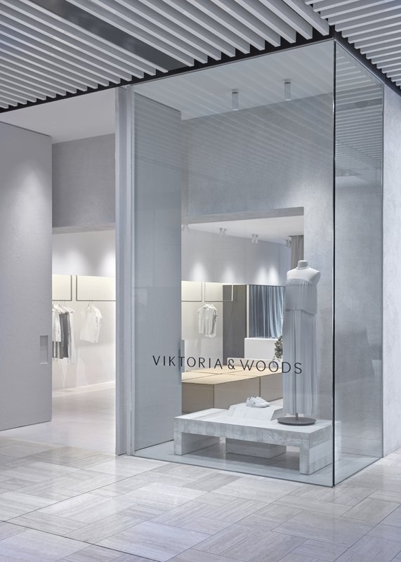 Interior Glass - Viktoria + Woods - Fiona Lynch - Collingwood, VIC, Melbourne - The Local Project