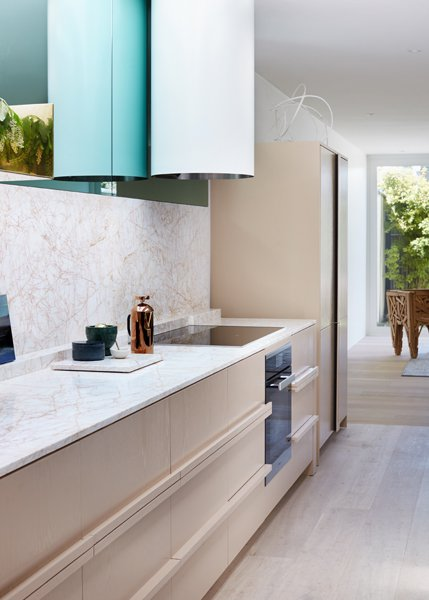 Interior Kitchen - Middle Park House - Fiona Lynch - Collingwood, VIC, Melbourne - The Local Project