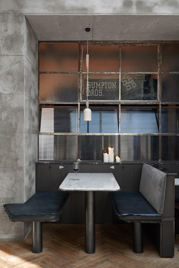 Interior Lounge - Smalls - Fiona Lynch - Collingwood, VIC, Melbourne - The Local Project