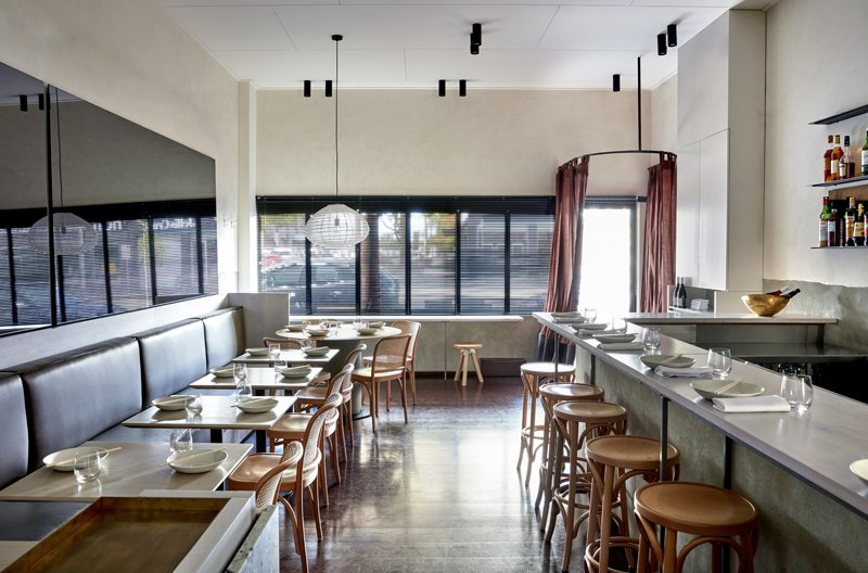 Interior Seating - Anchovy - Fiona Lynch - Collingwood, VIC, Melbourne - The Local Project