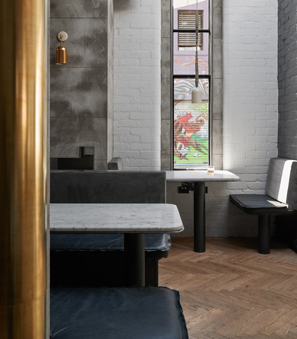 Interior Seating - Smalls - Fiona Lynch - Collingwood, VIC, Melbourne - The Local Project