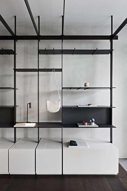 Interior Shelves - Elk - Fiona Lynch - Collingwood, VIC, Melbourne - The Local Project
