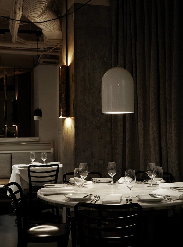 Interior Table - Prix Fixe - Fiona Lynch - Collingwood, VIC, Melbourne - The Local Project