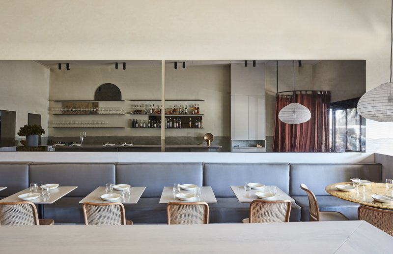 Interior Tables - Anchovy - Fiona Lynch - Collingwood, VIC, Melbourne - The Local Project