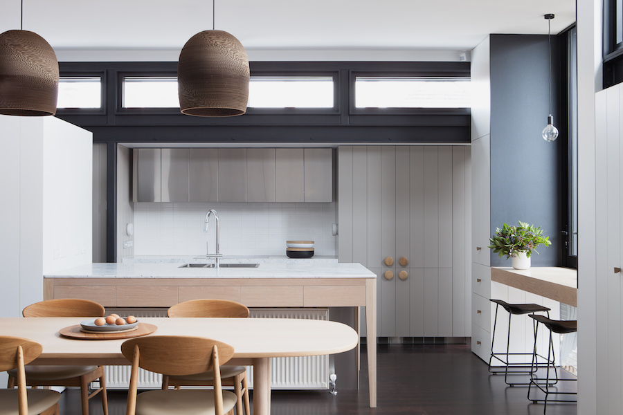 Kitchen Diner - Page - Whiting Architects - Melbourne, VIC, Australia - The Local Project