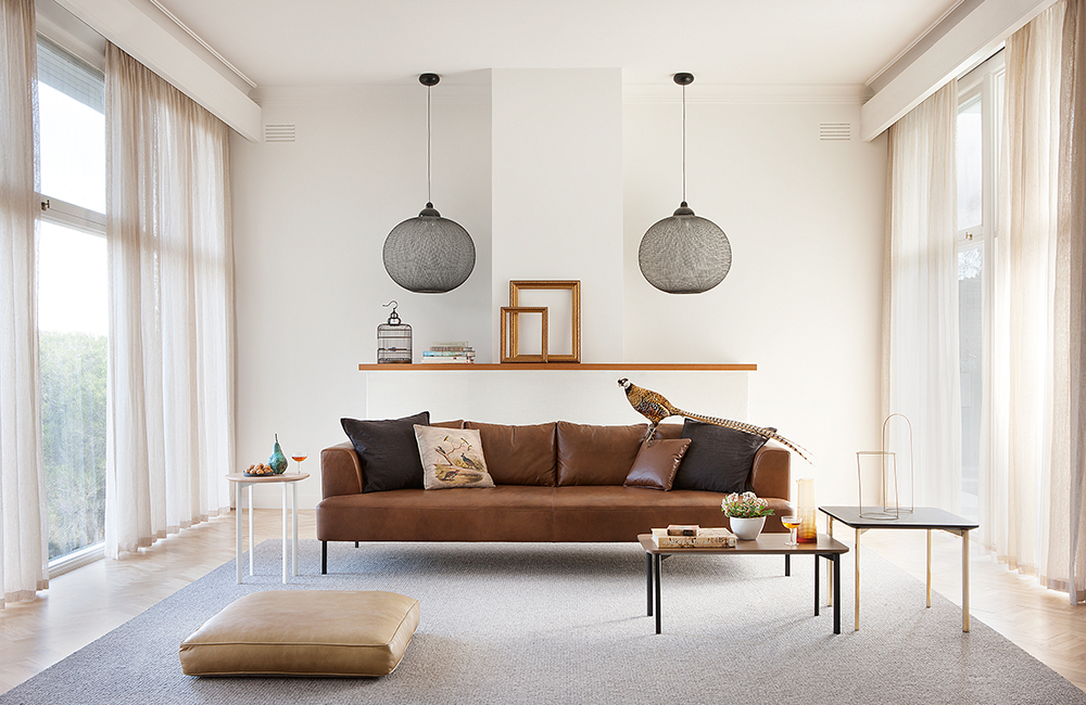 Lounge Room - BRYDIE Collection - Ross Didier - Heidelberg West, VIC, Melbourne - The Local Project