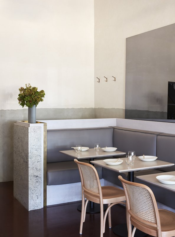 Marble Chair - Anchovy - Fiona Lynch - Collingwood, VIC, Melbourne - The Local Project