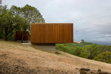 Sonoma weeHouse - Prefabricated, modular home designed by Alchemy Architects