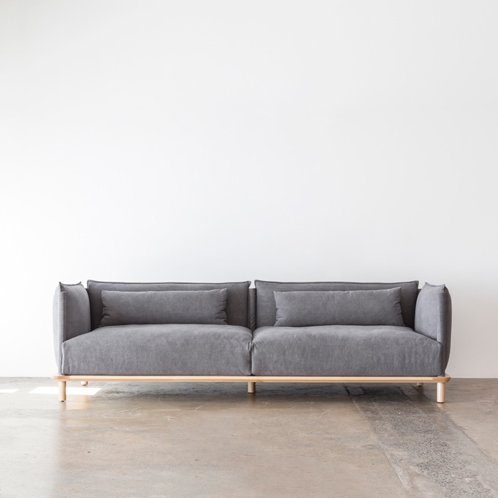 Tatami Sofa by Tom Fereday - Project 82 Design Collective - Australian Designer - The Local Proejct - St. Peters, NSW - Image 1