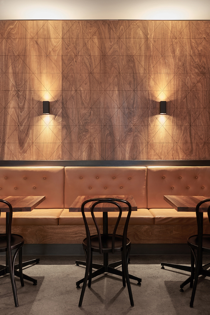Timber Seating - The Rose Fitzroy - Harrison Interiors - Elwood, VIC, Australia - The Local Project
