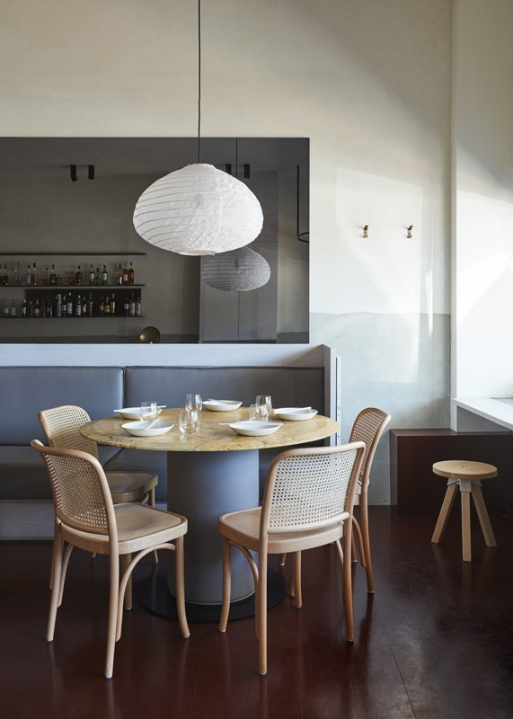 Timber Table - Anchovy - Fiona Lynch - Collingwood, VIC, Melbourne - The Local Project