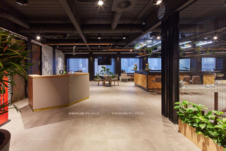 Dexus Place by Girvan Waugh in Melbourne, VIC, Australia
