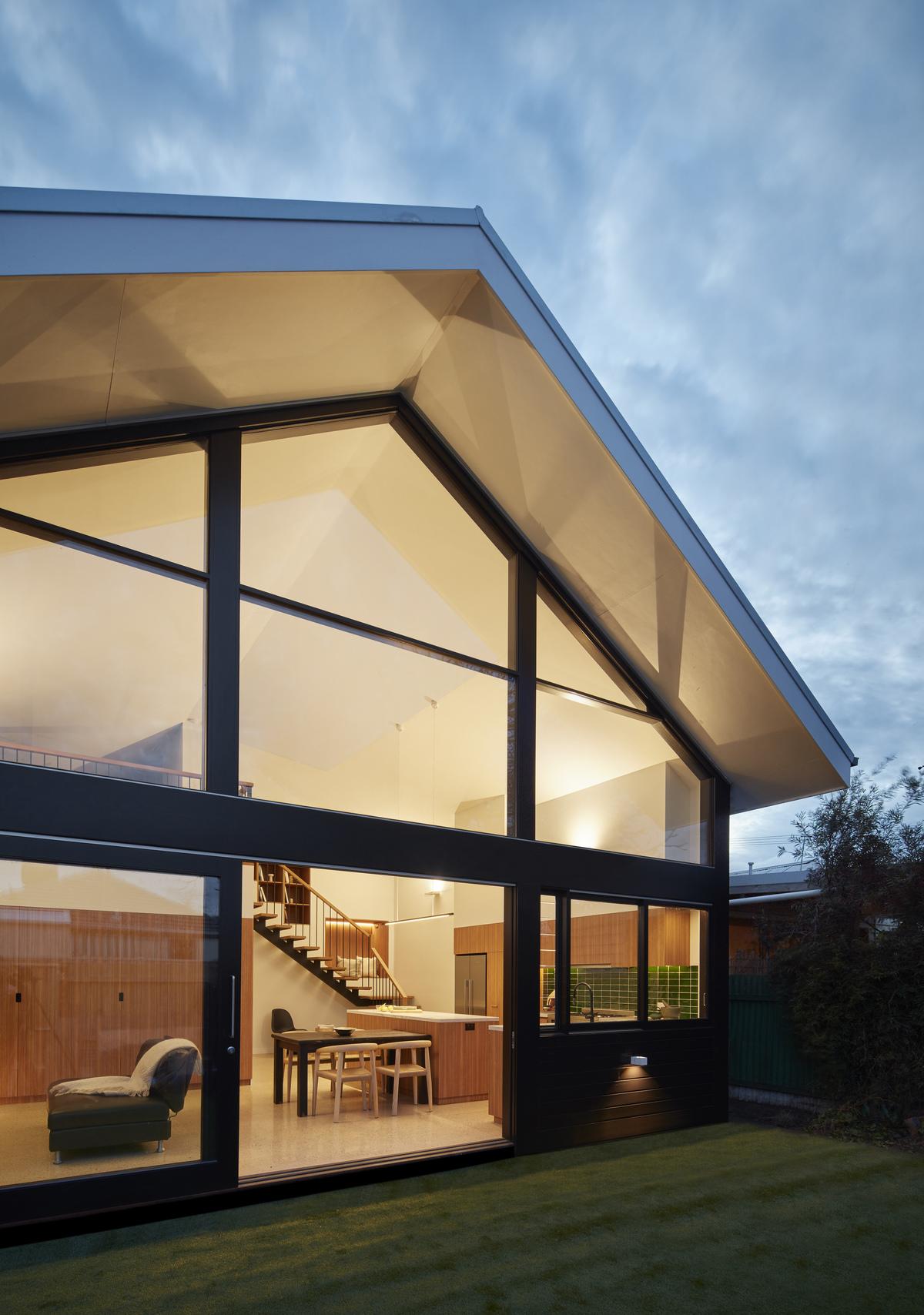 Australian Design, Kingsville Residence by Richard King Design, Melbourne, VIC, Australia (12)