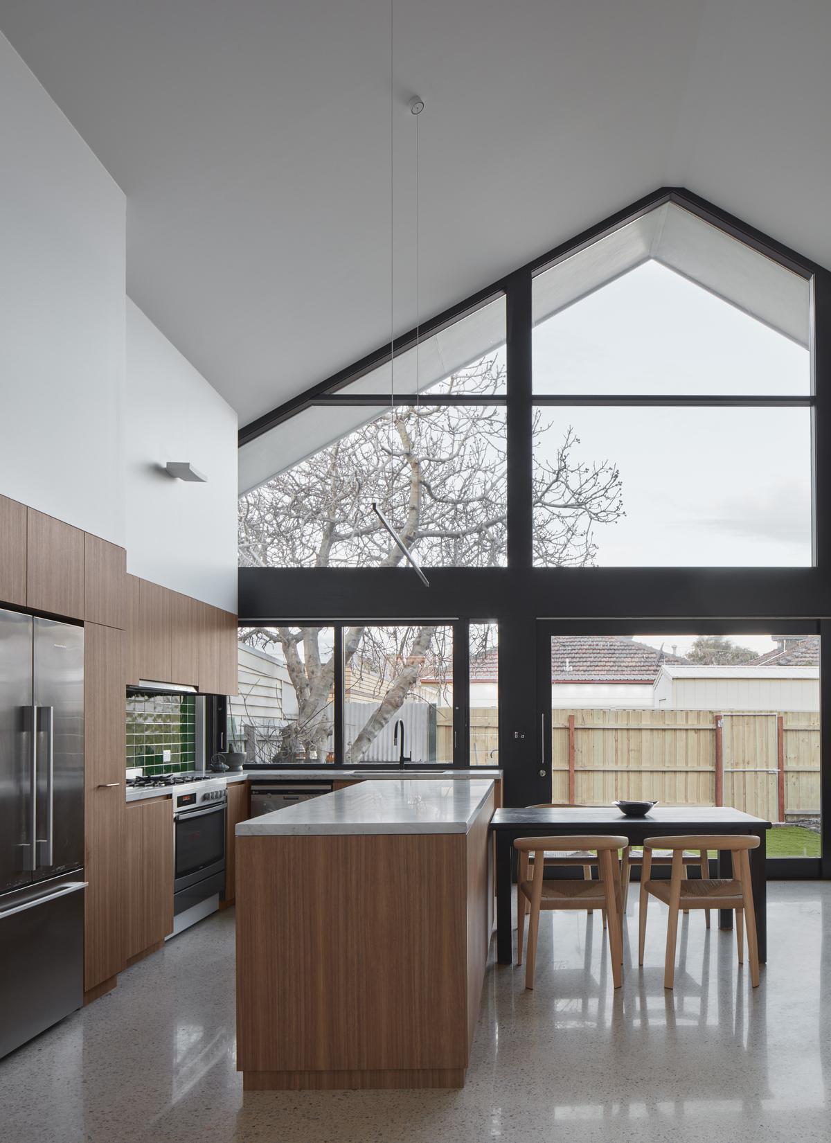 Australian Design, Kingsville Residence by Richard King Design, Melbourne, VIC, Australia (6)