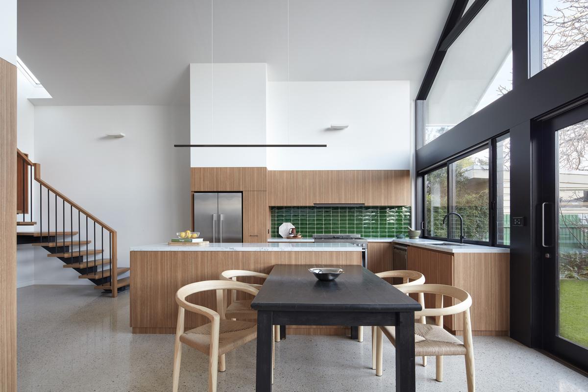 Australian Design, Kingsville Residence by Richard King Design, Melbourne, VIC, Australia (8)