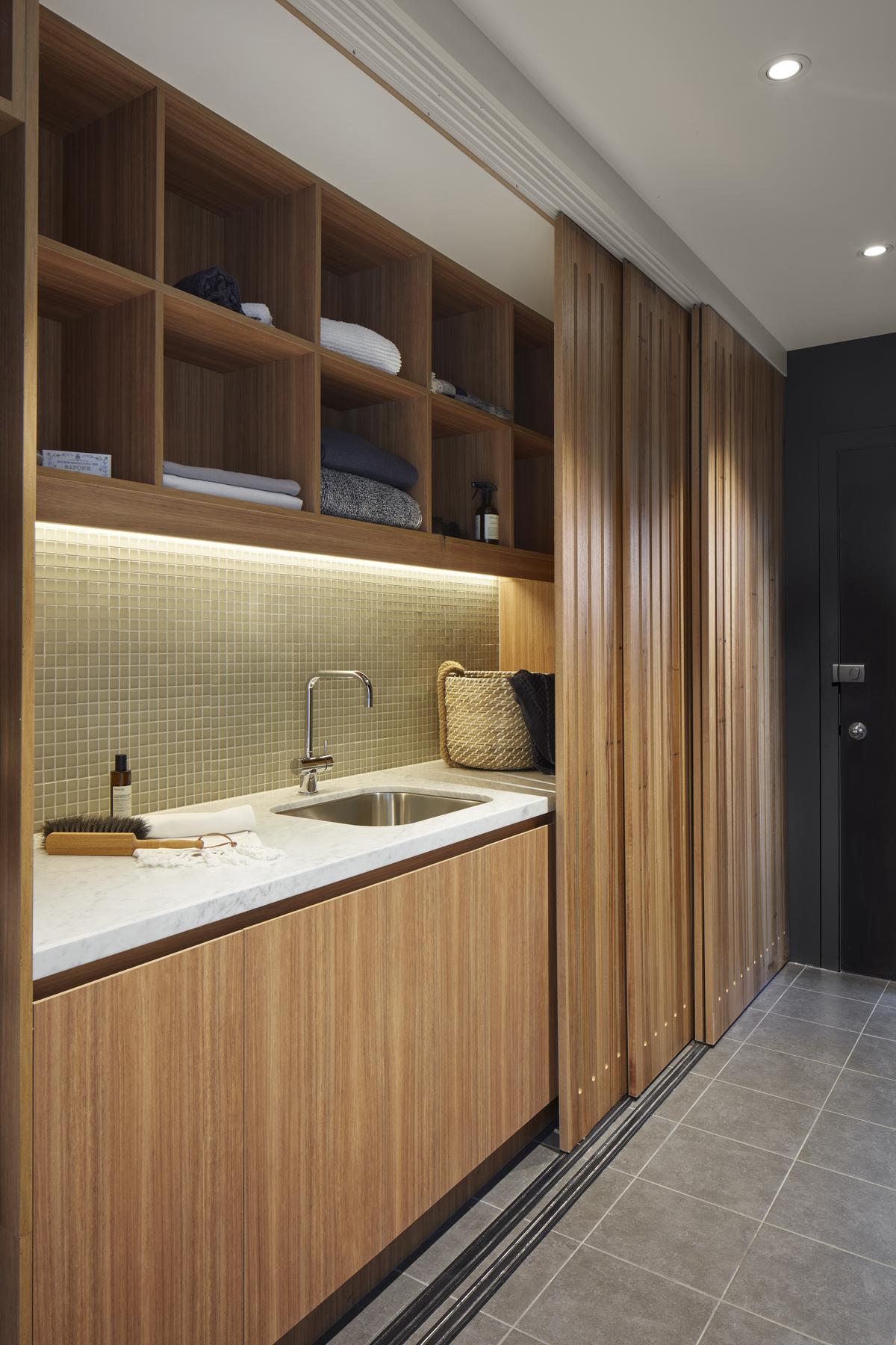 Australian Design, Kingsville Residence by Richard King Design, Melbourne, VIC, Australia (9)