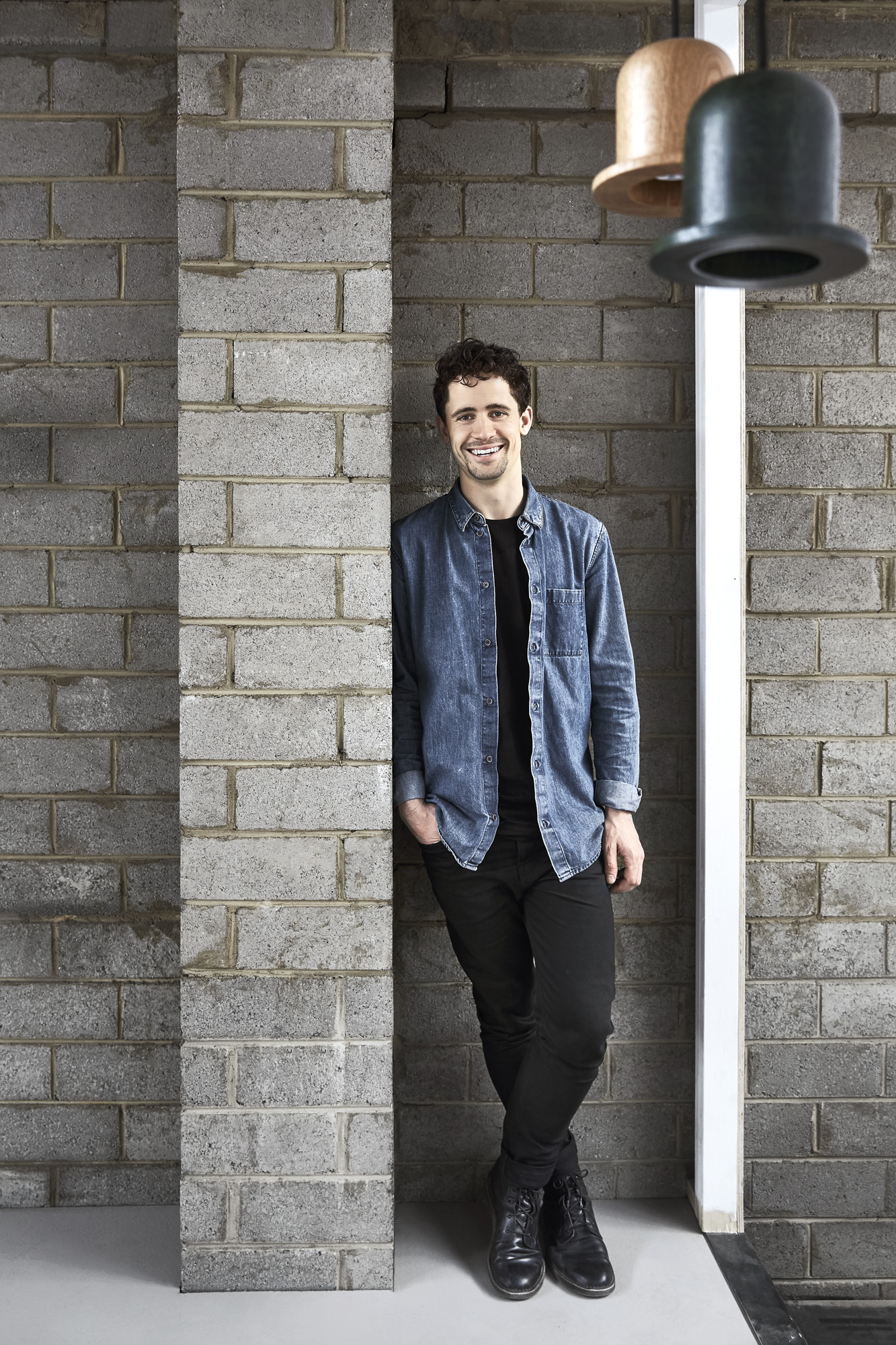 Luke Mills of Lumil - Designer of the Month - The Local Project - Melbourne & Australia Design - Profile Shot