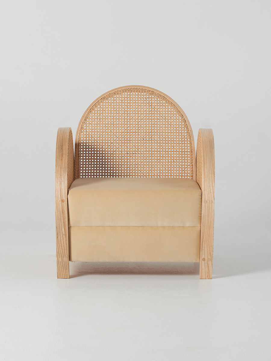 Arch Chair-Douglas & Bec-The Local Project-Australian Architecture & Design-Image 2