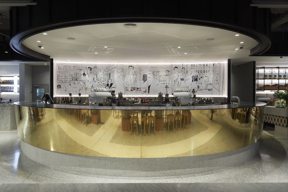 Australian interior design, Brunetti by Techne Architecture and Interior Design, Melbourne, VIC (4)