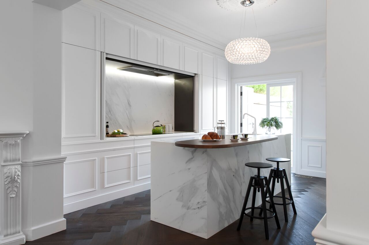 Gallery of Hidden Kitchen by Minosa Design / The Local Project