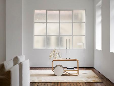 Industrial Windows - Australian Interior Architecture - Designer Rugs Collection