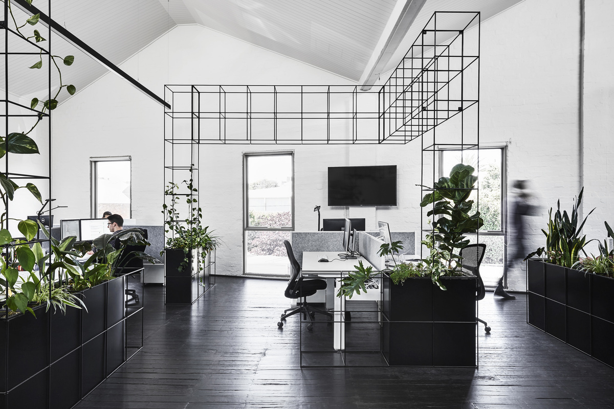 Candlefox Hq By Tom Robertson Architects, Modern Contemporary Design ...