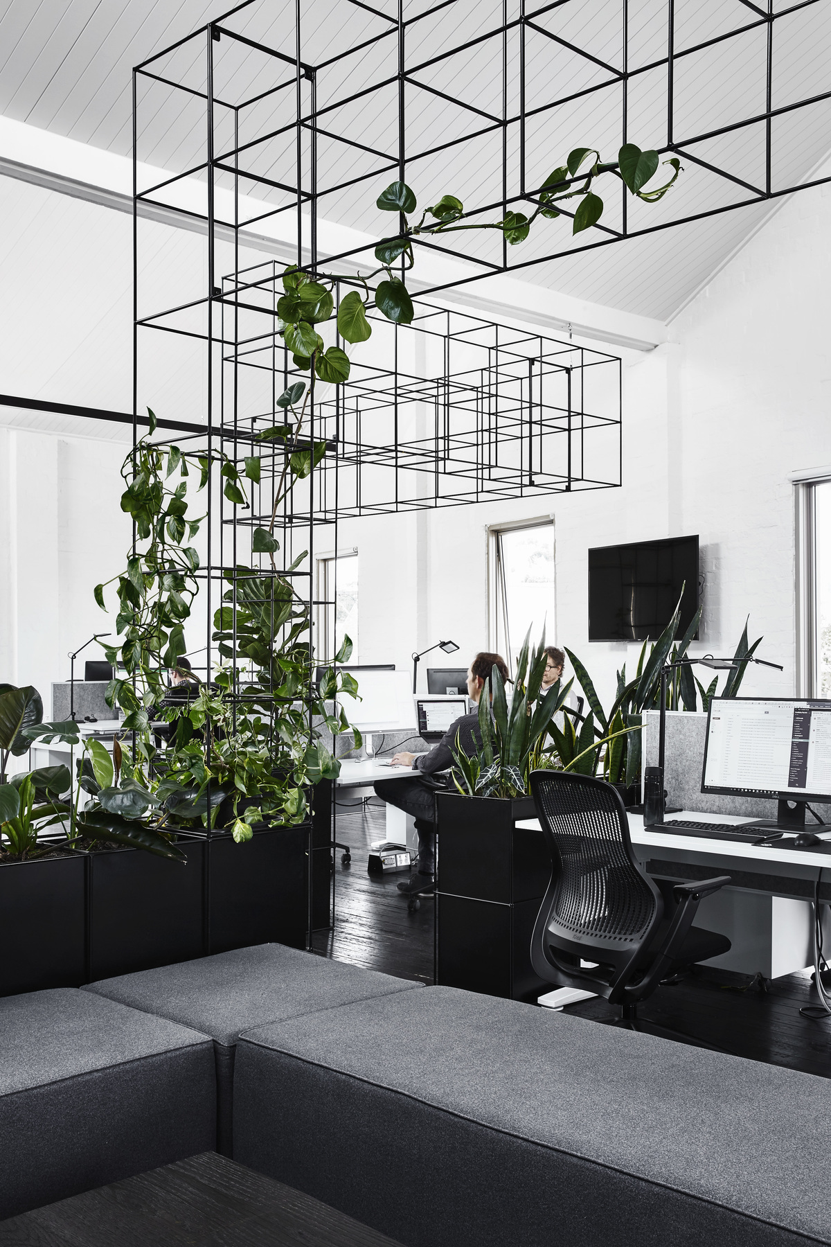 Candlefox Hq By Tom Robertson Architects, Modern Contemporary Design, Melbourne, Vic, Australia (14)