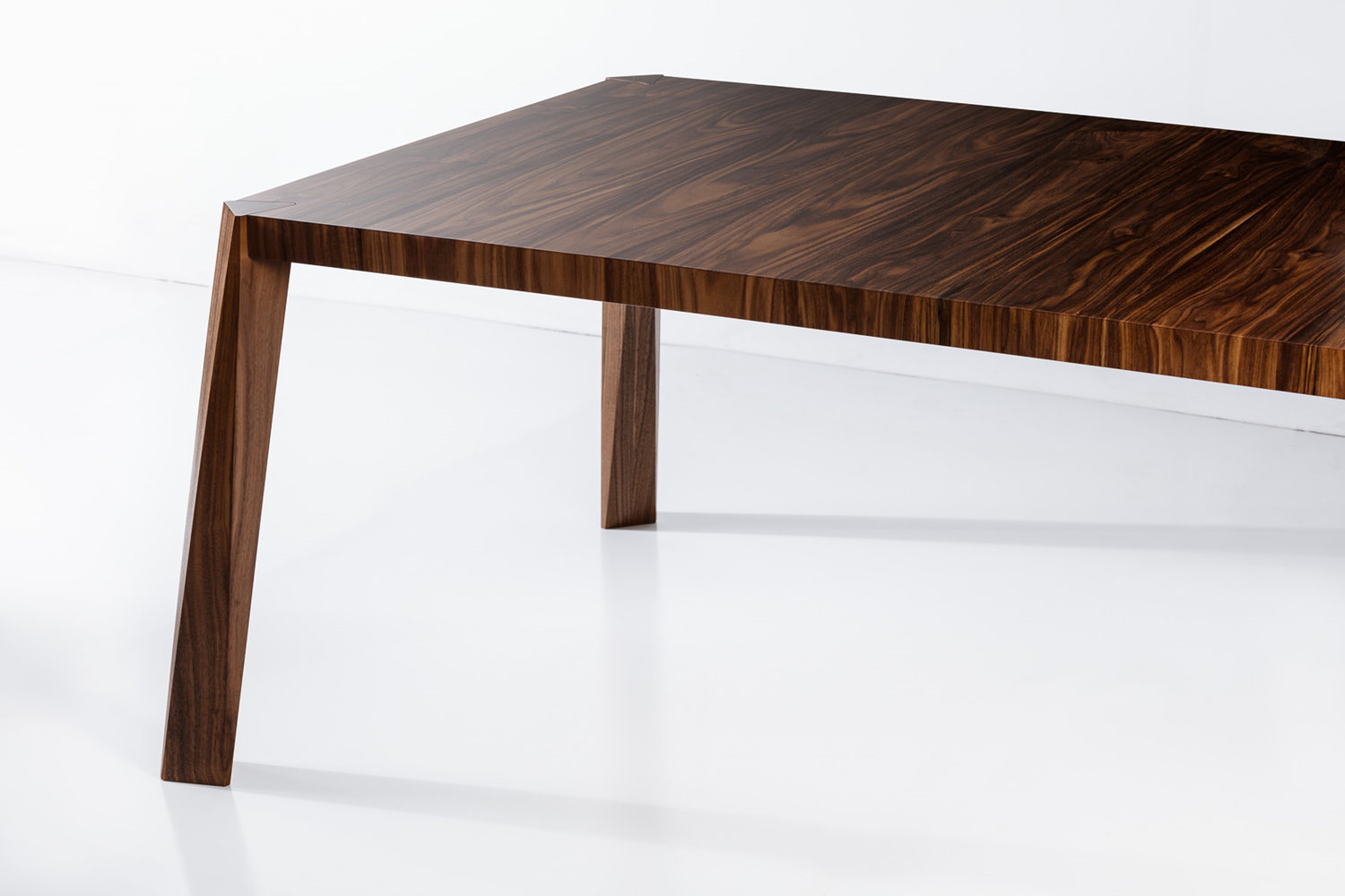 Dining Table - Local Melbourne Woodworker - The Local Project Feature Interview Daniel Poole