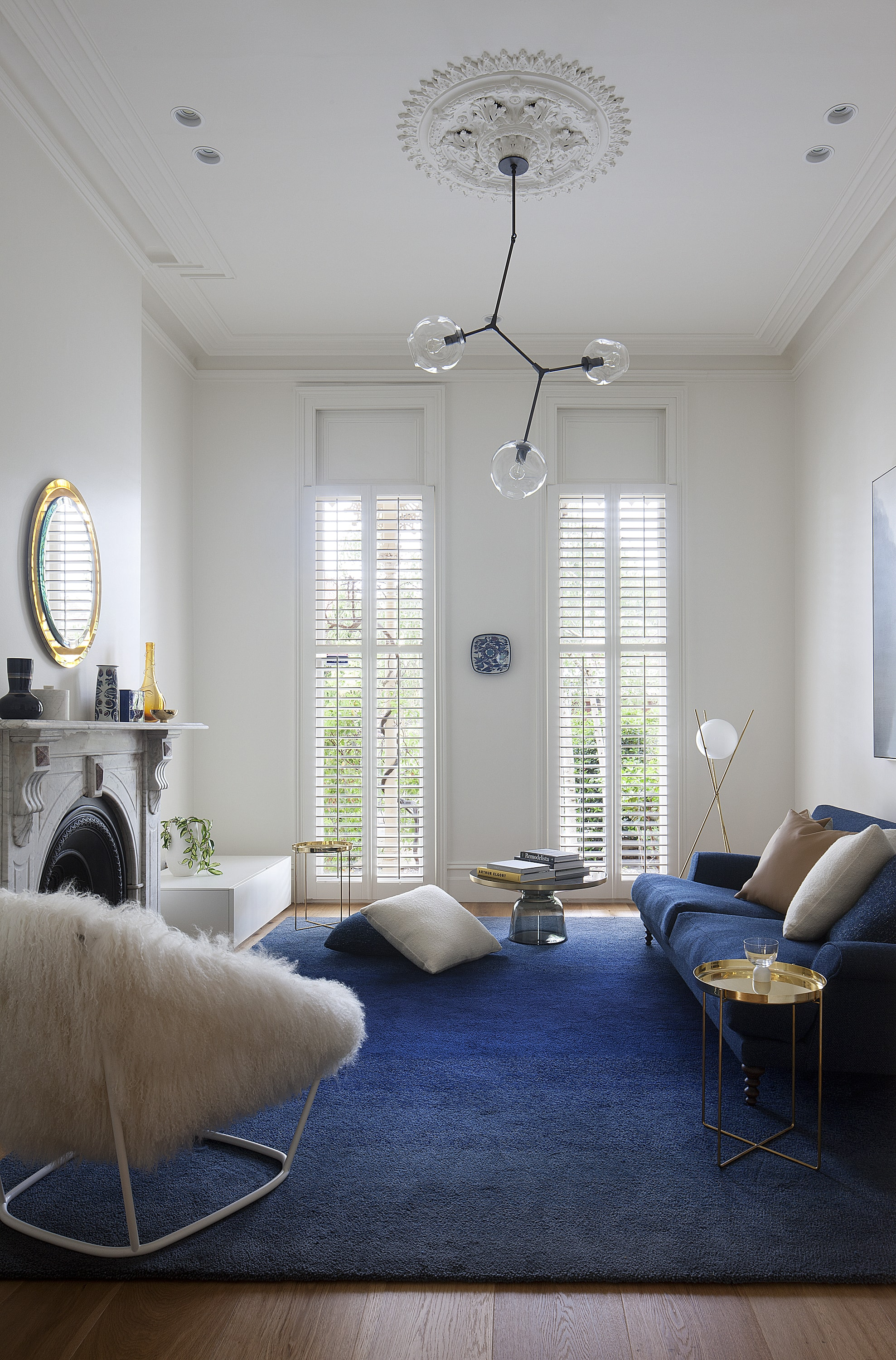 Local Australian Interior Design-South Yarra Residence Designed by Hecker Guthrie