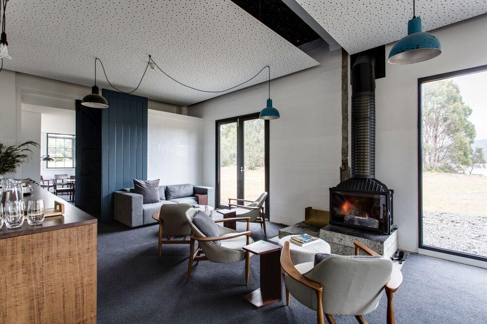 Local Australian Architecture Pumphouse Point Designed By Cumulus Studio 14