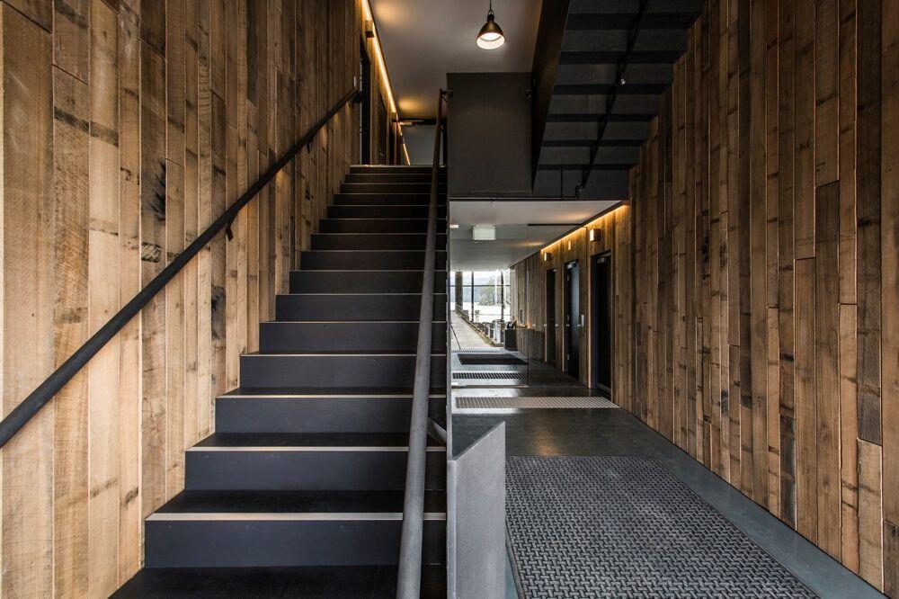 Local Australian Architecture Pumphouse Point Designed By Cumulus Studio 17