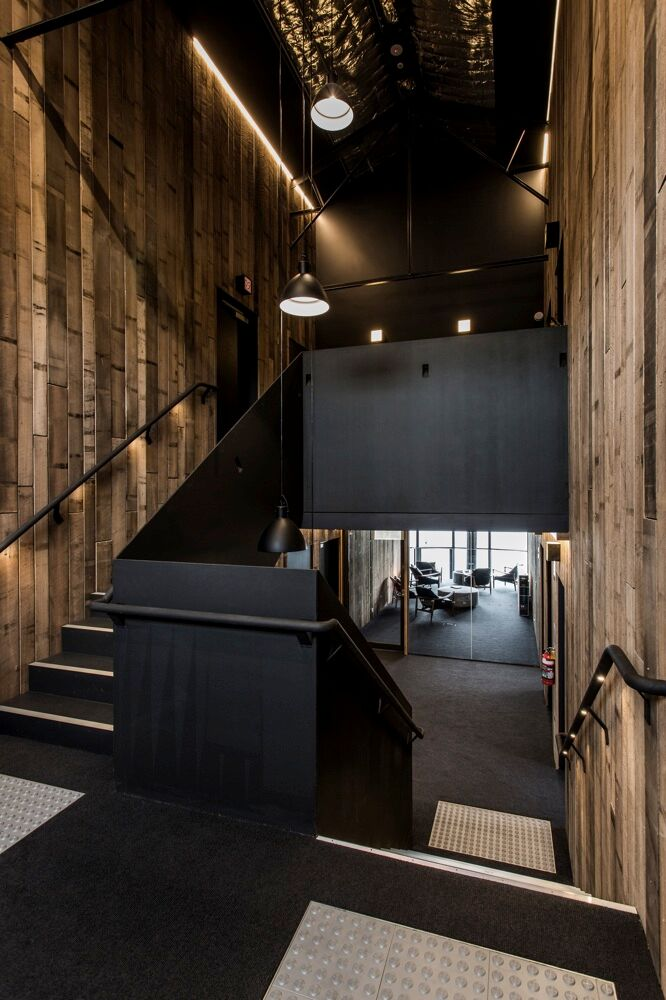 Local Australian Architecture Pumphouse Point Designed By Cumulus Studio 20