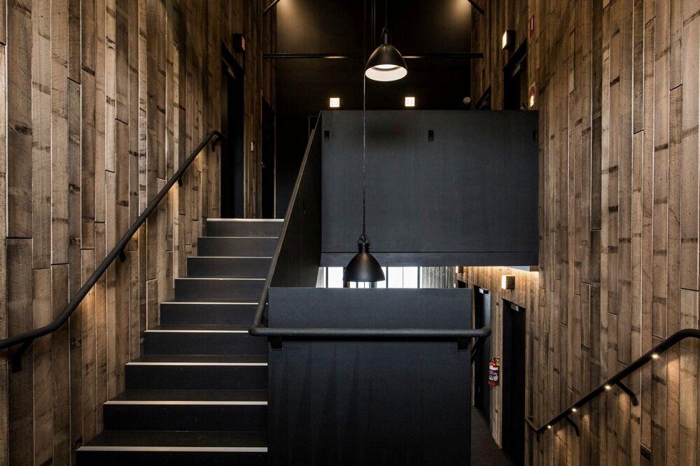 Local Australian Architecture Pumphouse Point Designed By Cumulus Studio 21