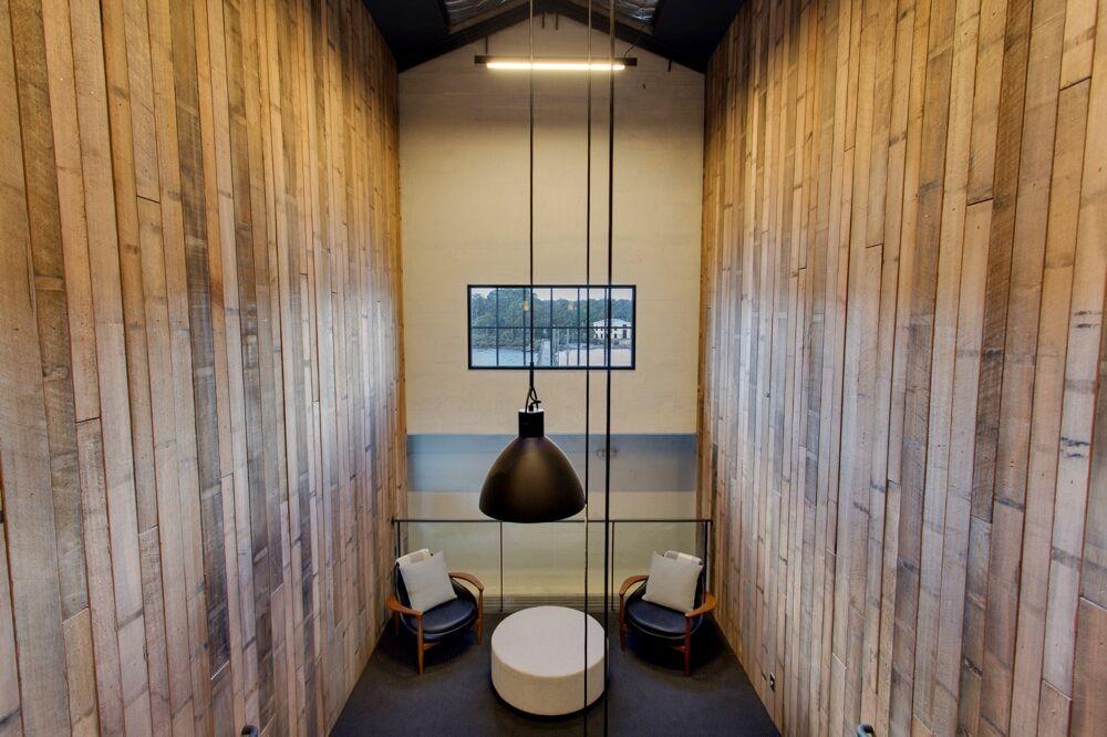 Local Australian Architecture Pumphouse Point Designed By Cumulus Studio 6