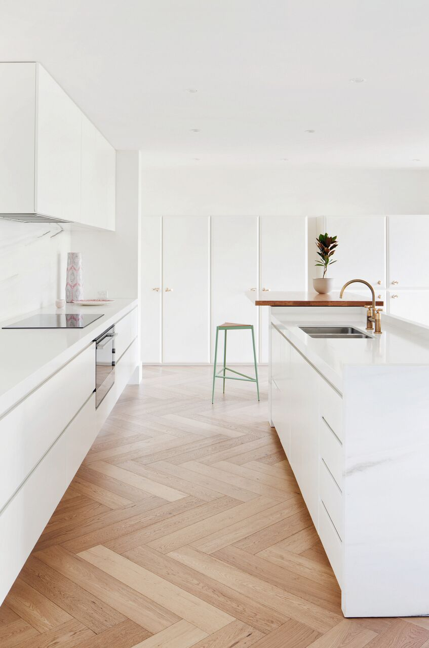 Local Australian Interior Design Toorak Residence Designed By Hecker Guthrie Created By Fisher & Paykel 13