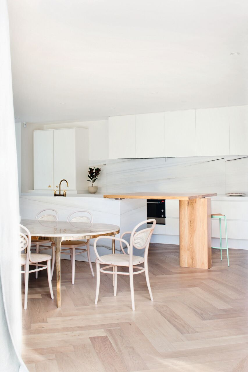 Local Australian Interior Design Toorak Residence Designed By Hecker Guthrie Created By Fisher & Paykel 2