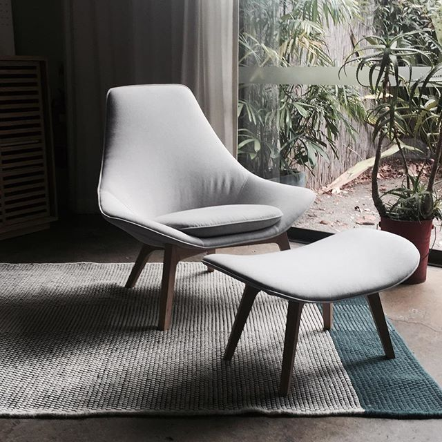 Local Australian Product Design Gable Armchair Designed By Charles Wilson