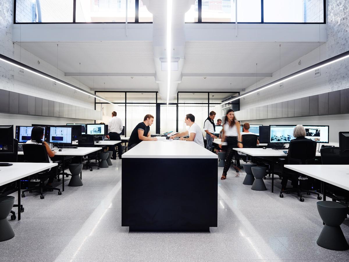 Local Interior Design – Greg Natale Headquarters By Greg Natale Design 9