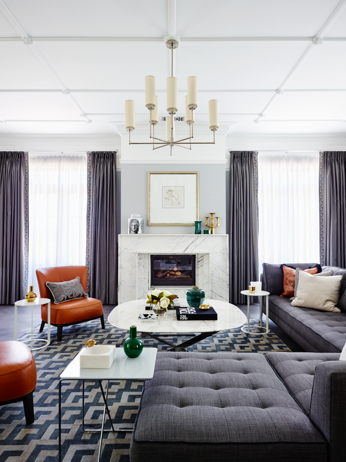 Local Interior Design U2013 Haberfield House By Greg Natale Design 1