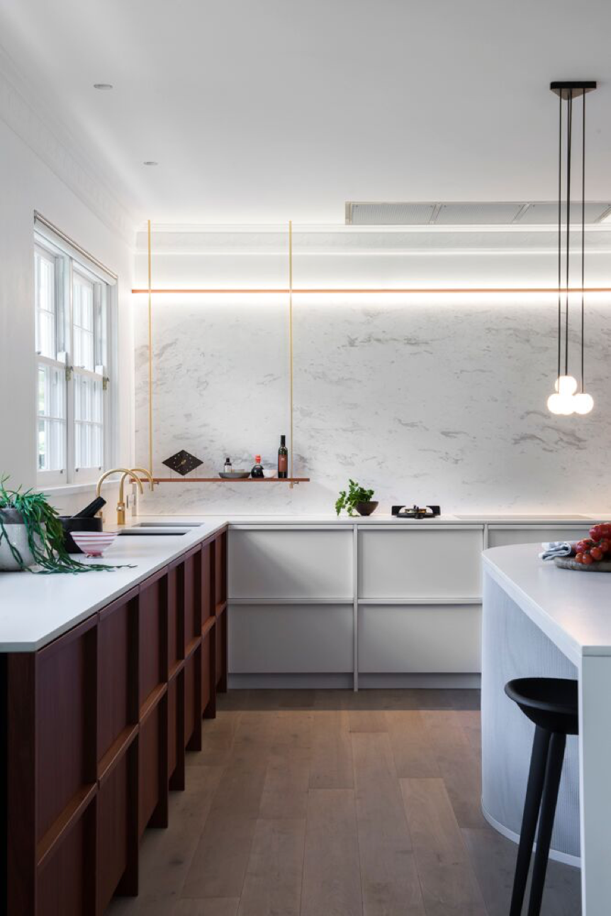 Beautiful Kitchen Interior Design - Minosa - Sydney, Australia