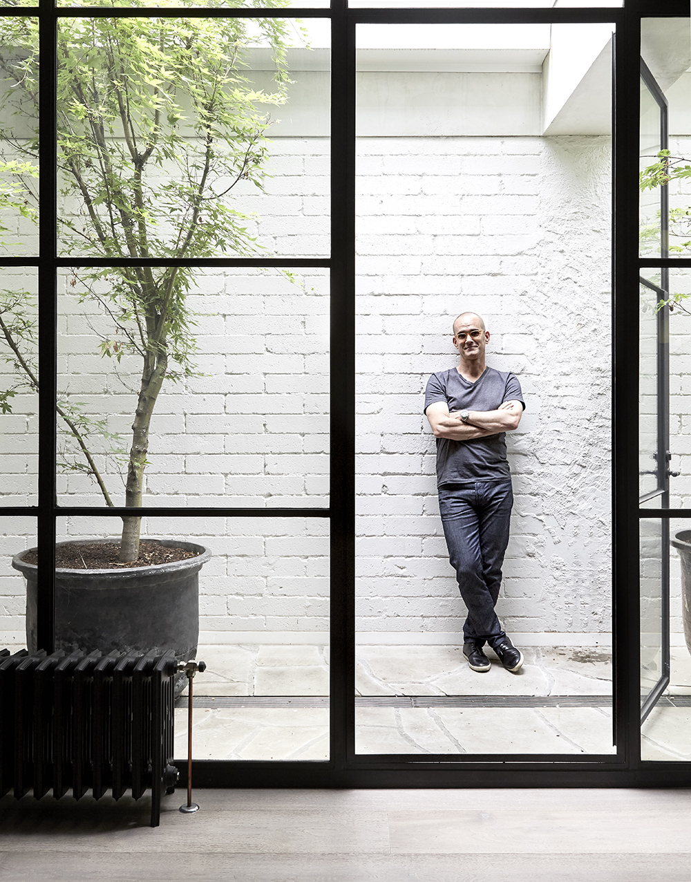 John Bornas of Workroom - The Local Project Feature Interview - South Yarra Melbourne Project
