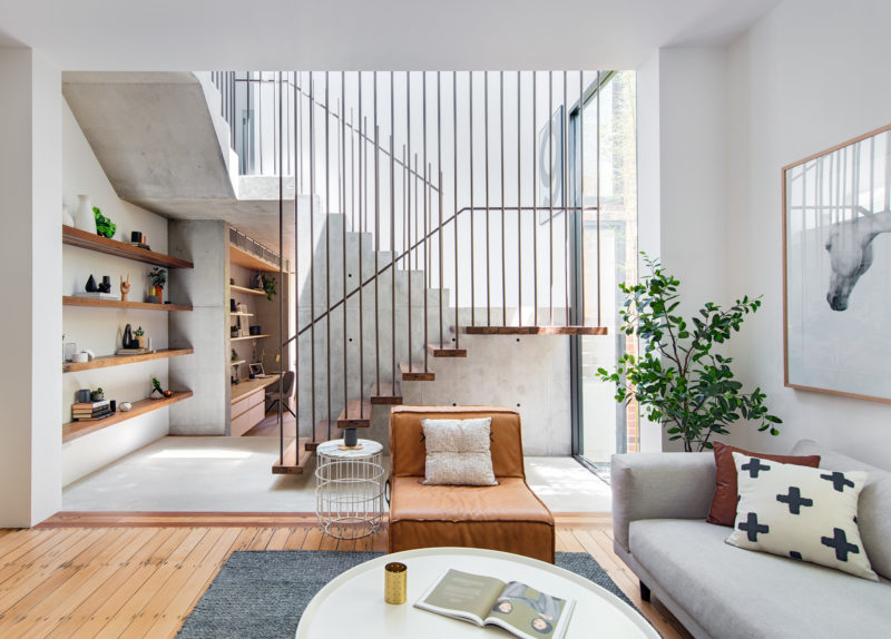 Gallery Of Balmain Semi By Co Ap Local Design And Interiors Balmain, Nsw Image 1