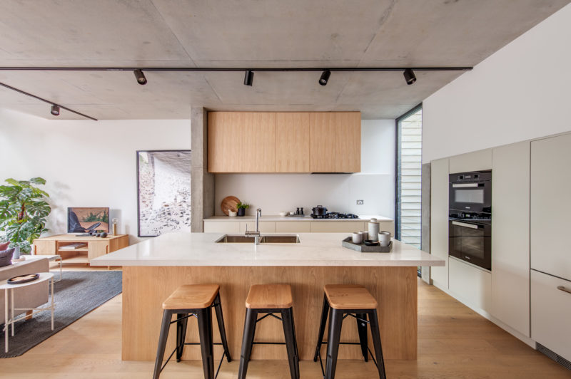 Gallery Of Balmain Semi By Co Ap Local Design And Interiors Balmain, Nsw Image 3