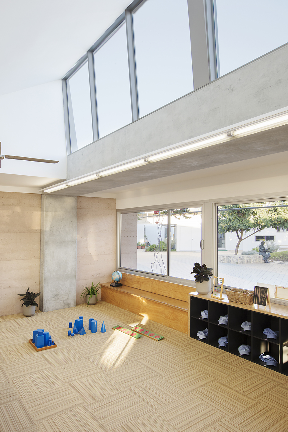 Gallery Of Beehive Montessori By Ehdo Architecture Local Design And Interiors Mosman Park, Wa Image 7