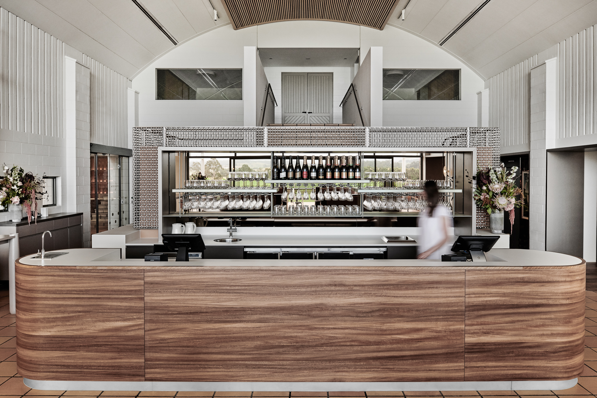 Gallery Of Chandon Australia By Foolscap Studio Local Australian Design And Interiors Yarra Valley, Vic Image 11