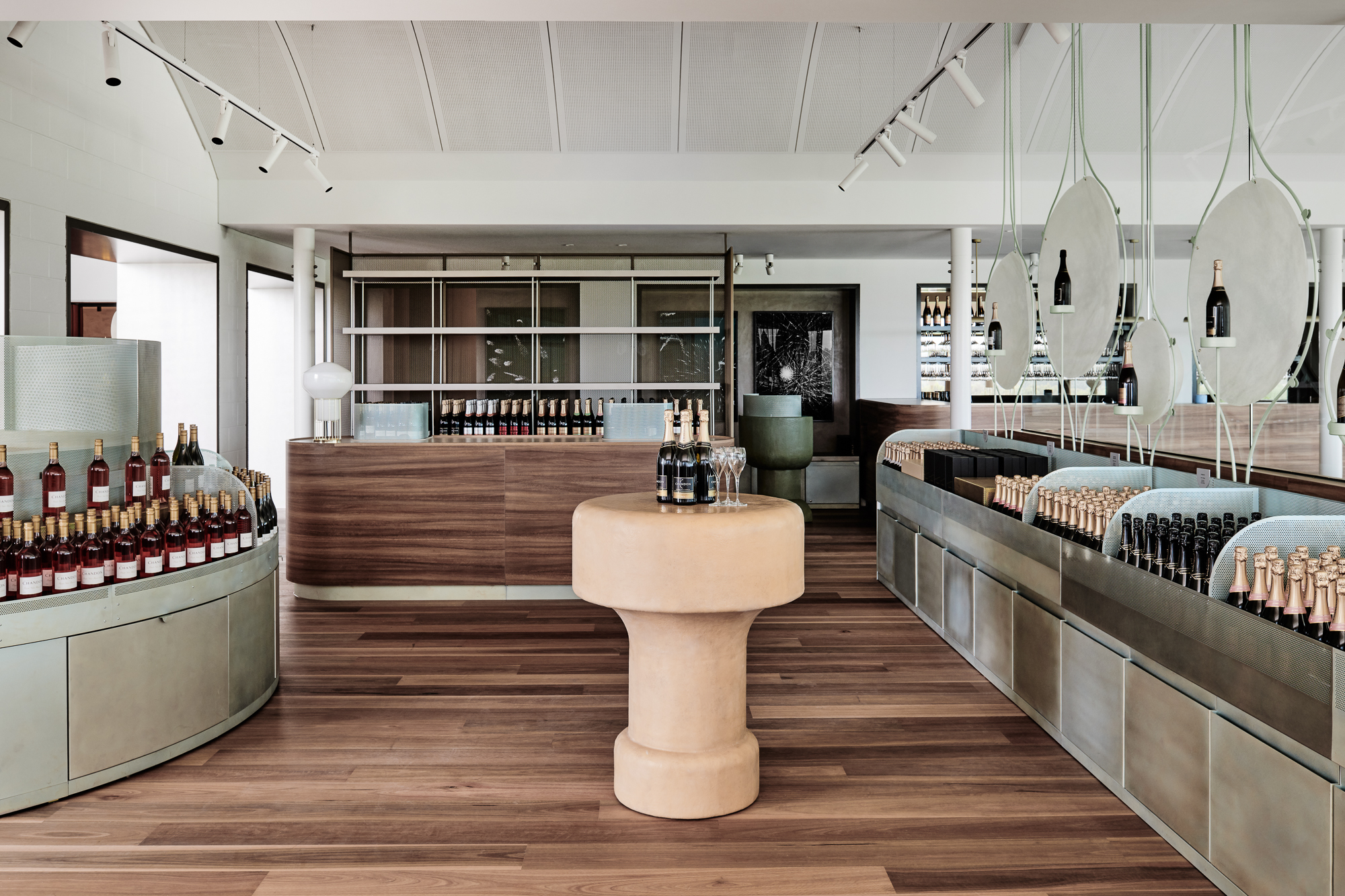 Gallery Of Chandon Australia By Foolscap Studio Local Australian Design And Interiors Yarra Valley, Vic Image 14