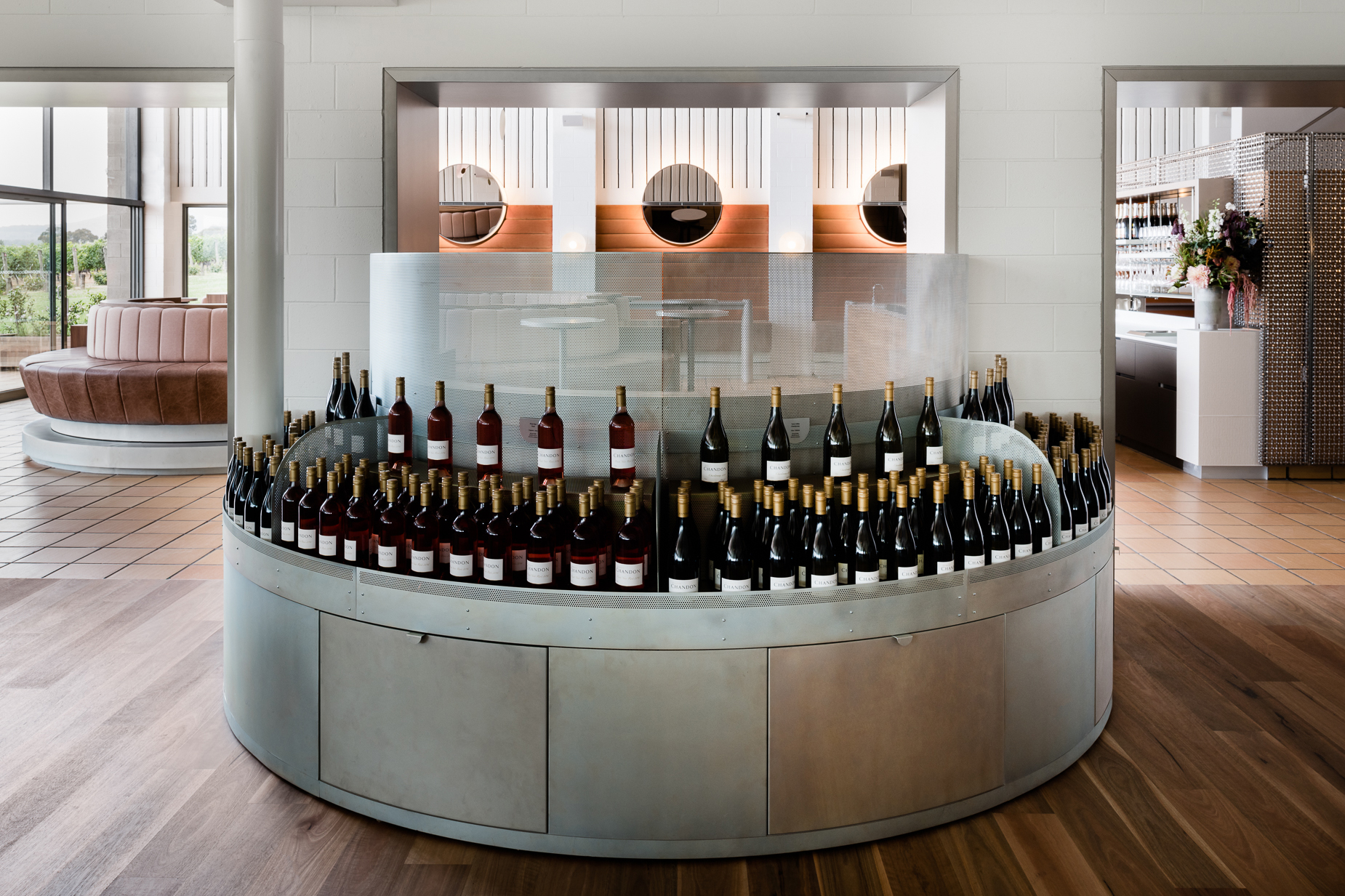 Gallery Of Chandon Australia By Foolscap Studio Local Australian Design And Interiors Yarra Valley, Vic Image 15